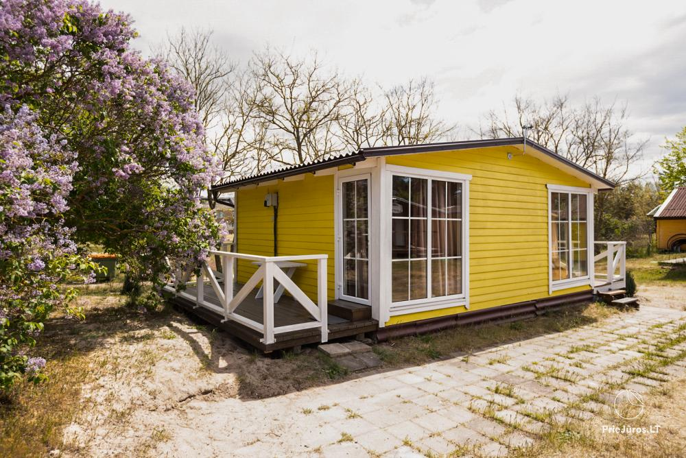 Holiday cottages Oaze in Sventoji on the shore of the sea - 2