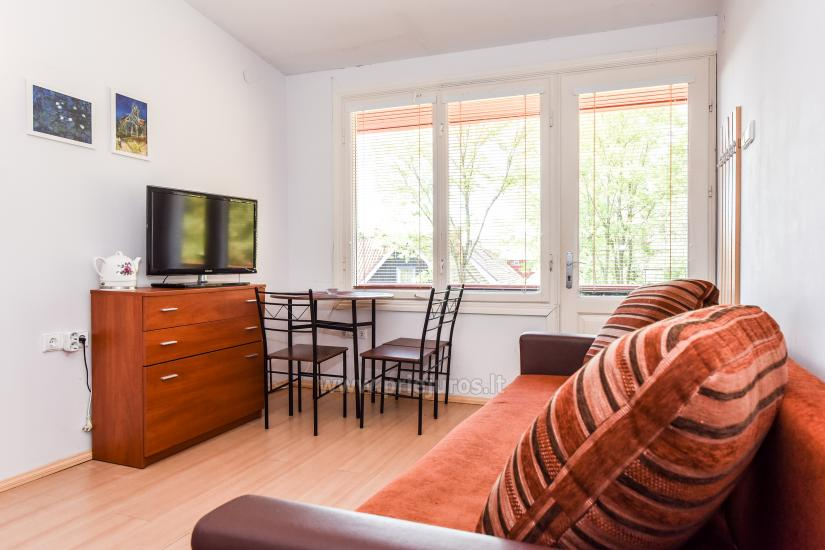 Triple rooms for rent in Nida on the shore of Curonian lagoon  PUSELE - 22