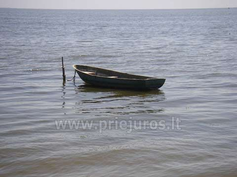 Triple rooms for rent in Nida on the shore of Curonian lagoon  PUSELE - 27