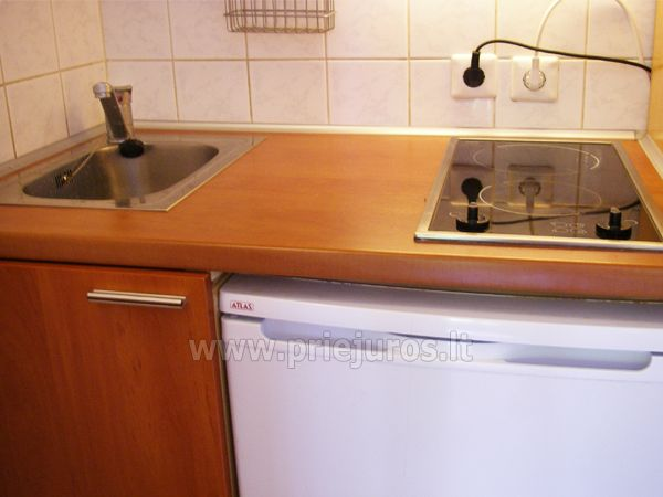 Triple rooms for rent in Nida on the shore of Curonian lagoon  PUSELE - 24