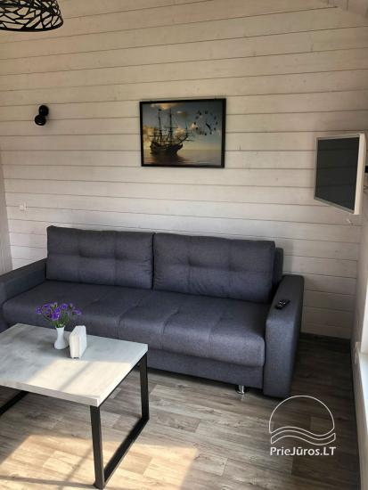 Holiday houses for rent in Sventoji - Grey holiday house | Opened in 2019! - 10