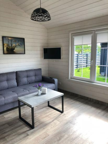 Holiday houses for rent in Sventoji - Grey holiday house | Opened in 2019! - 9