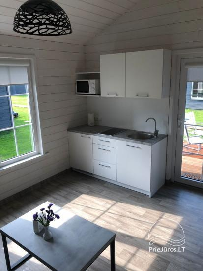 Holiday houses for rent in Sventoji - Grey holiday house | Opened in 2019! - 11