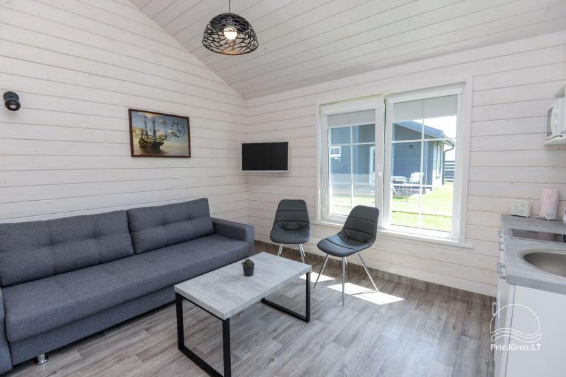 Holiday houses for rent in Sventoji - Grey holiday house | Opened in 2019! - 1