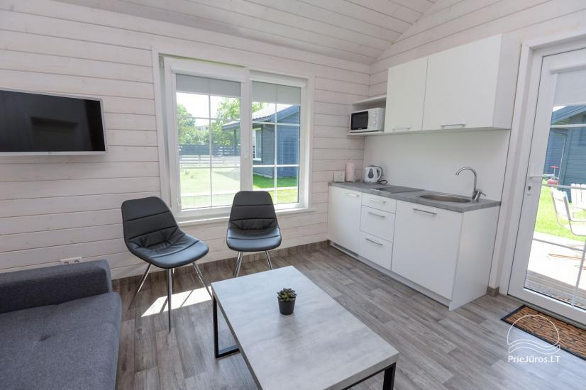 Holiday houses for rent in Sventoji - Grey holiday house | Opened in 2019! - 2