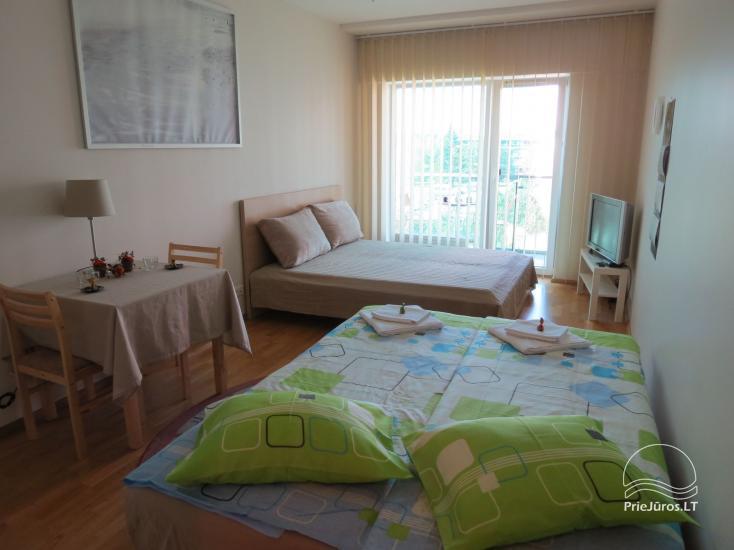 Izīrē dzīvokli Palangā - 3