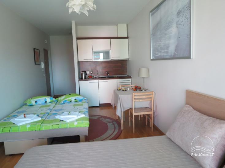 Izīrē dzīvokli Palangā - 5