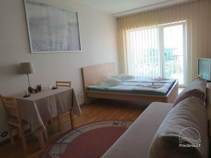Izīrē dzīvokli Palangā - 7