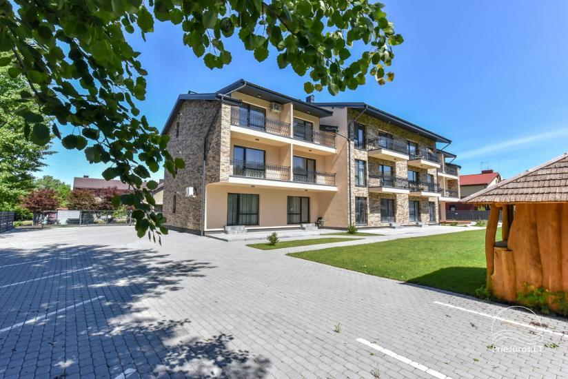 Air conditioned apartment in Palanga - 3
