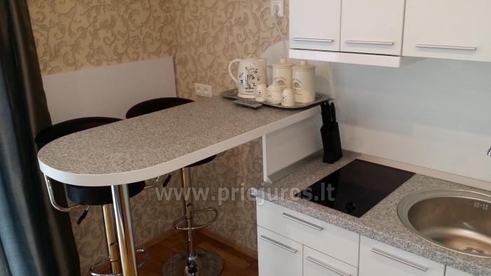 Vieno kambario apartamentų nuoma komplekse ELIJA, Šventojoje - 3