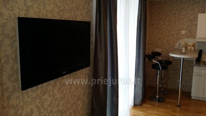 Vieno kambario apartamentų nuoma komplekse ELIJA, Šventojoje - 5