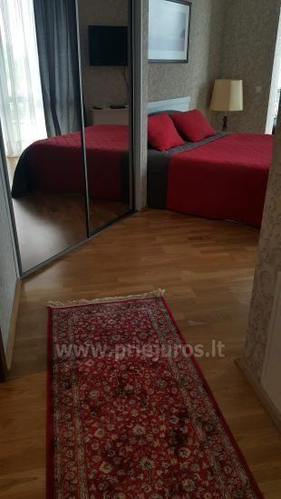 Vieno kambario apartamentų nuoma komplekse ELIJA, Šventojoje - 7