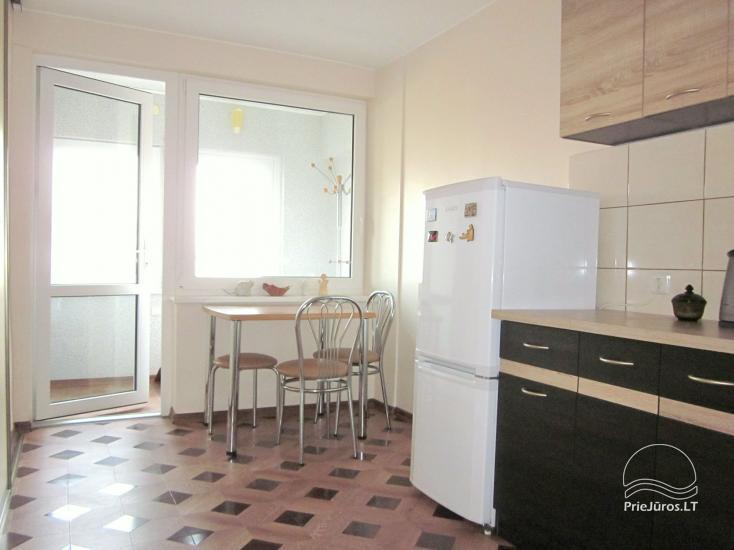 """Apartamentų nuoma """"Elegna"""" - 4"""