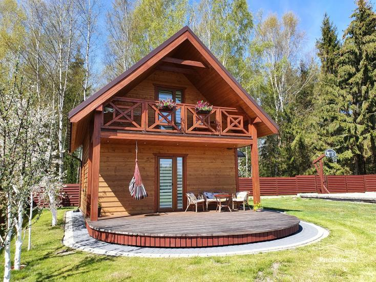 Medinis šeimos namelis - Mini Vila - Palangoje - 1