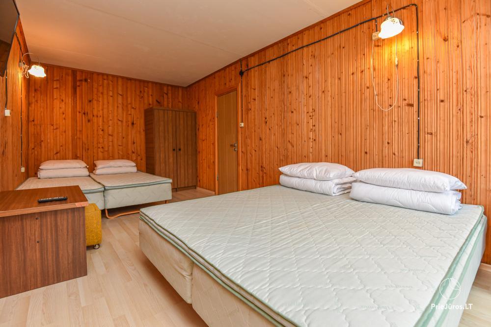 Rest place VERTIKALE in Sventoji - 9