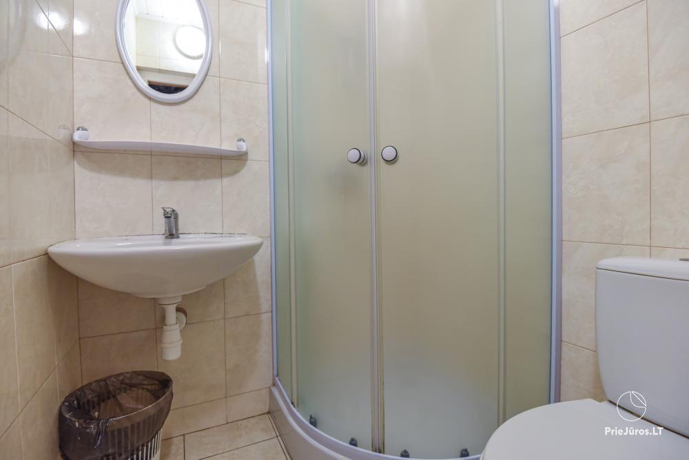 Poilsinė VERTIKALĖ- numeriai su atskirais įėjimais, virtuvėmis, dušais, WC. Kaina nuo 20 EUR - 3