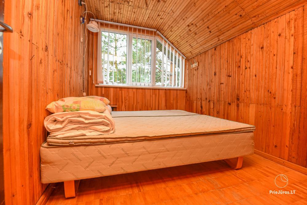 Poilsinė VERTIKALĖ- numeriai su atskirais įėjimais, virtuvėmis, dušais, WC. Kaina nuo 20 EUR - 2
