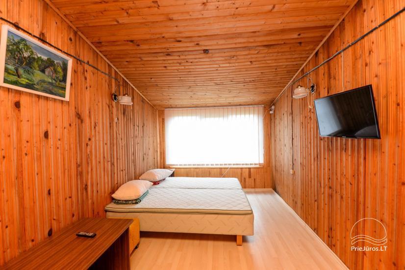 Rest place VERTIKALE in Sventoji - 30