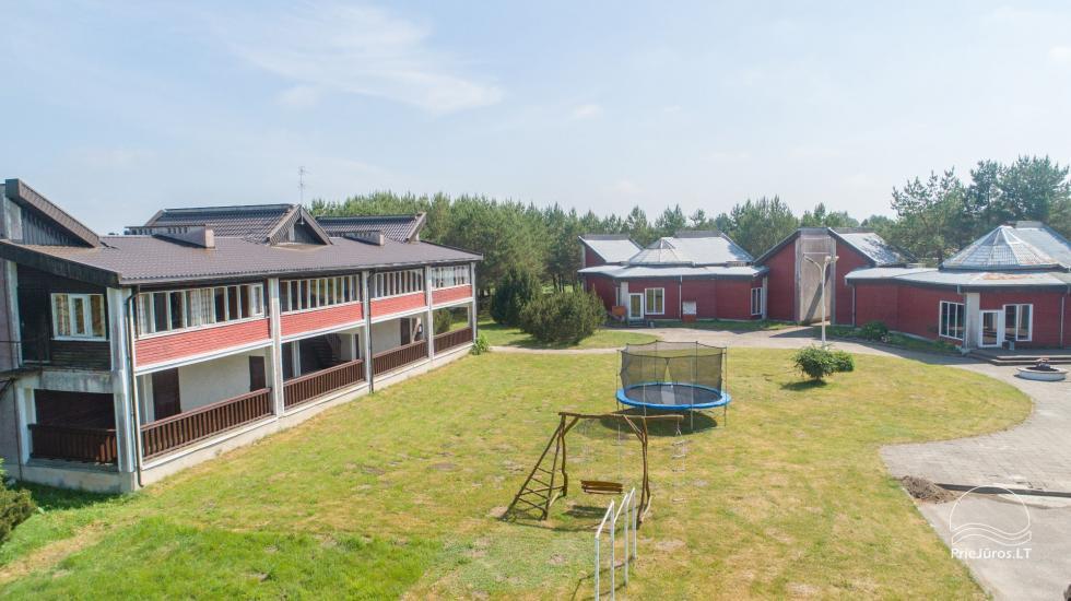Rest place VERTIKALE in Sventoji - 22