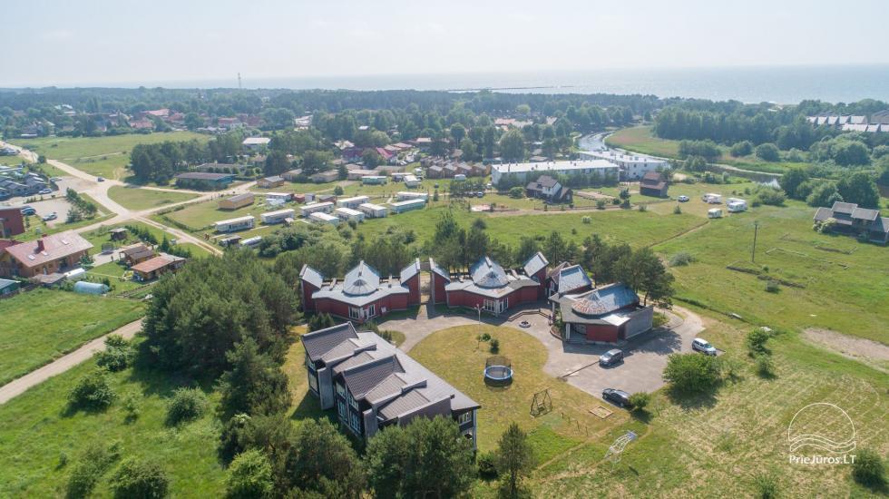 Atpūtas nams VERTIKALE Sventoji - 48