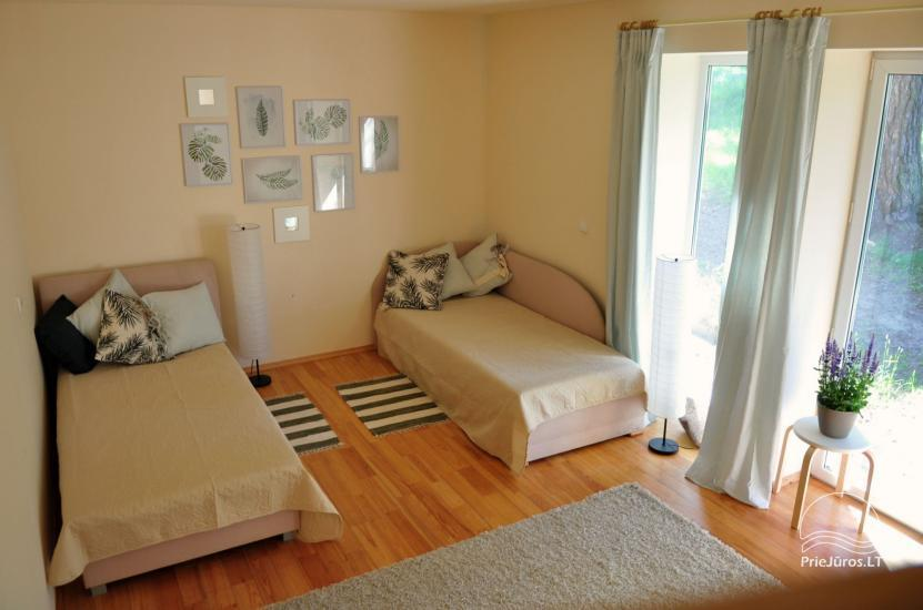 Three rooms apartment in Nida, Curonian spit, near the Baltic sea - 2