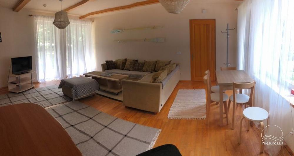 Three rooms apartment in Nida, Curonian spit, near the Baltic sea - 4