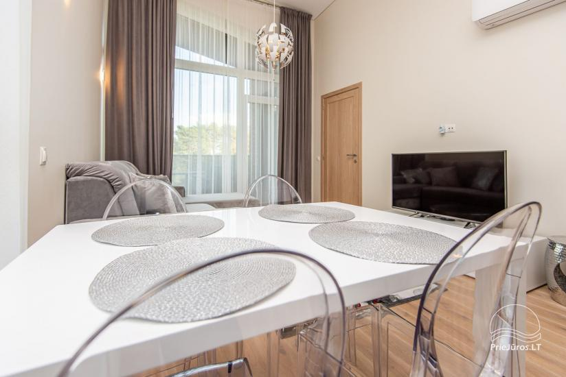 Silver Dune Apartment in Palanga's pine forest - 5