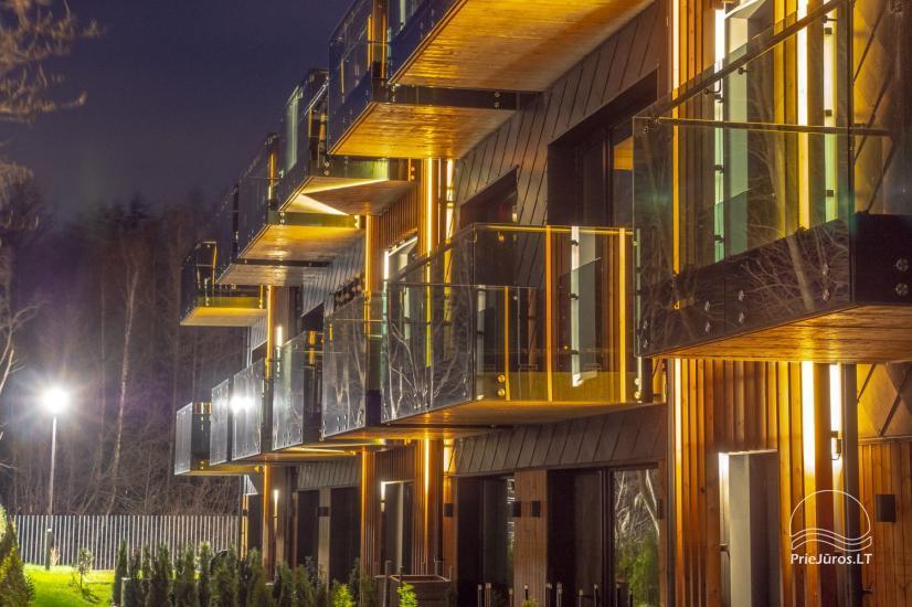 Neue Wohnung zu vermieten in Palanga, nahe der Ostsee - 16