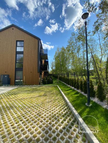 Izīrē jaunu dzīvokli Palangā, netālu no Baltijas jūras - 23