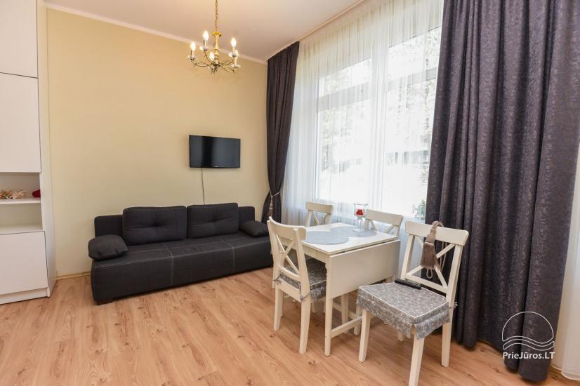 Wohnung zur Miete in der Kurischen Nehrung, in Litauen, in der Nähe der Ostsee - 4