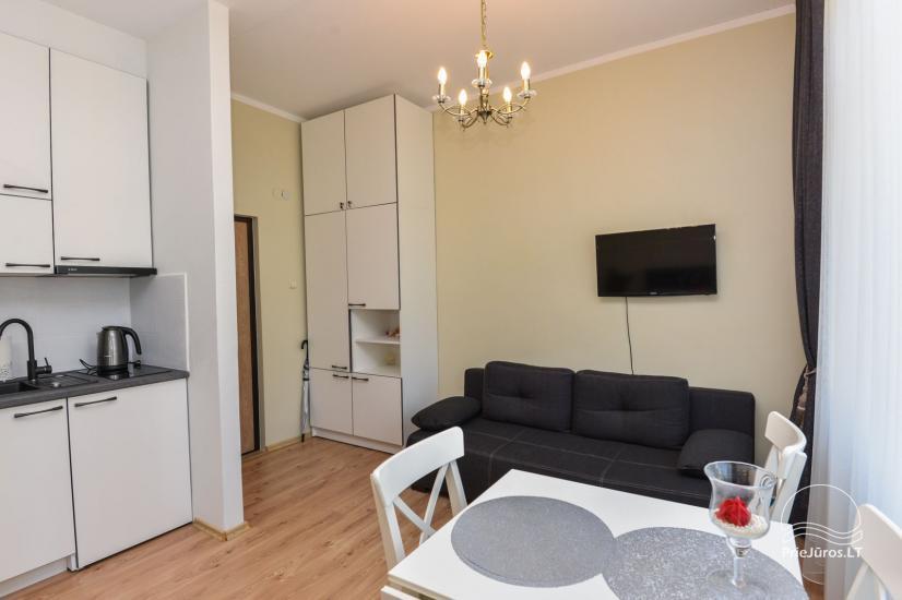 Wohnung zur Miete in der Kurischen Nehrung, in Litauen, in der Nähe der Ostsee - 5