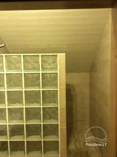 """""""Karklės Liepa"""" – apartamentų nuoma Karklėje. Atskiri patogumai, Wi-Fi, oro kondicionierius - 12"""