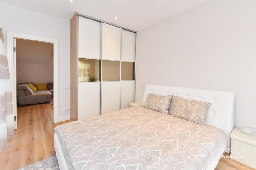 Modernūs apartamentai Kunigiškėse Jūsų patogiam poilsiui - 8