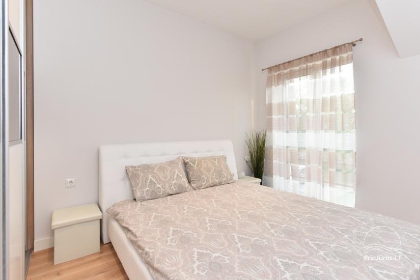 Modernūs apartamentai Kunigiškėse Jūsų patogiam poilsiui - 9