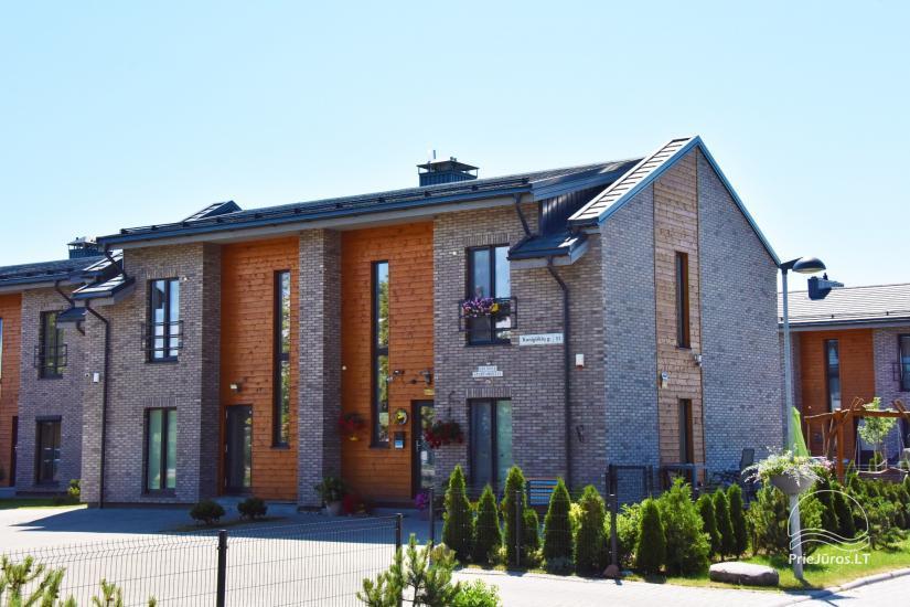 Modernūs apartamentai Kunigiškėse Jūsų patogiam poilsiui - 13
