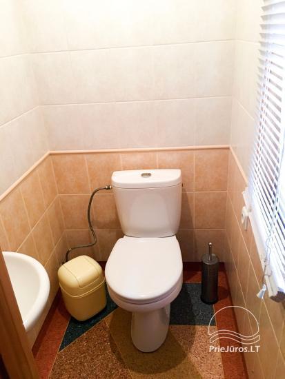 Camelija Palangoje - keturių apartamentų nuoma labai patogioje vietoje, netoli jūros - 11