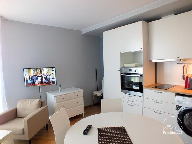 Cosy and modern apartment in Šventoji, in complex Elijas - 2