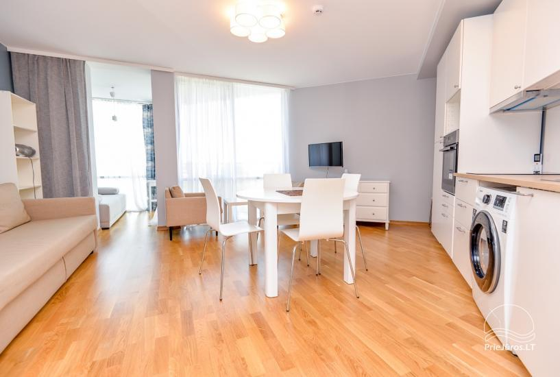 Cosy and modern apartment in Šventoji, in complex Elijas - 4
