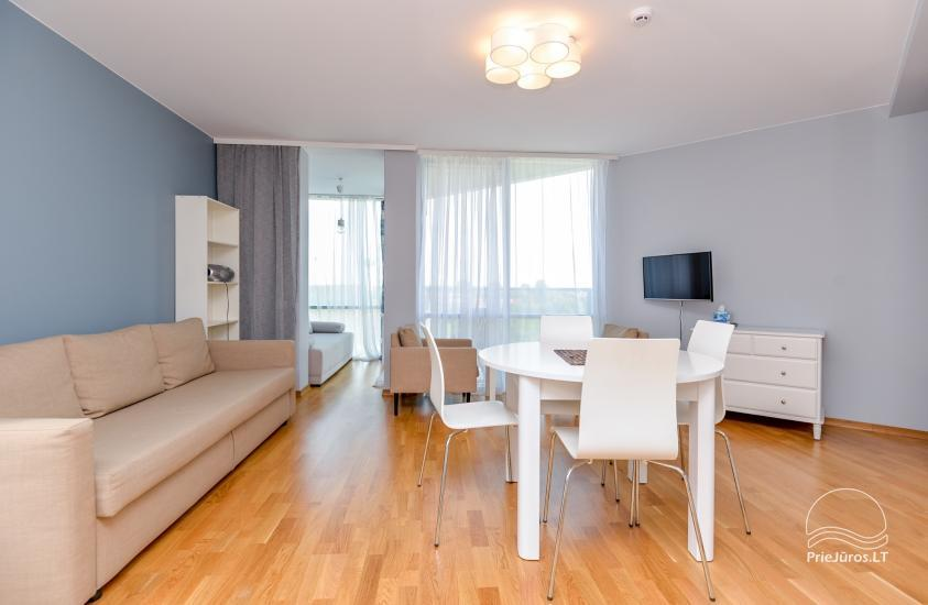 Cosy and modern apartment in Šventoji, in complex Elijas - 5