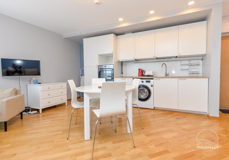 Cosy and modern apartment in Šventoji, in complex Elijas - 7