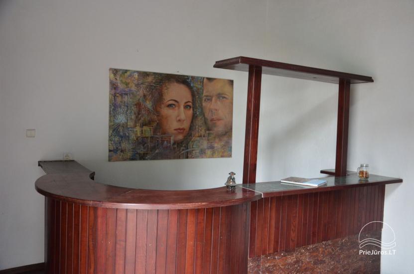 """Nakvynės namai """"Art Hostel"""" Nidoje - 3"""