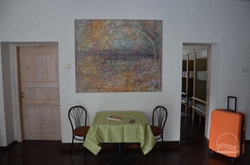 """Nakvynės namai """"Art Hostel"""" Nidoje - 4"""