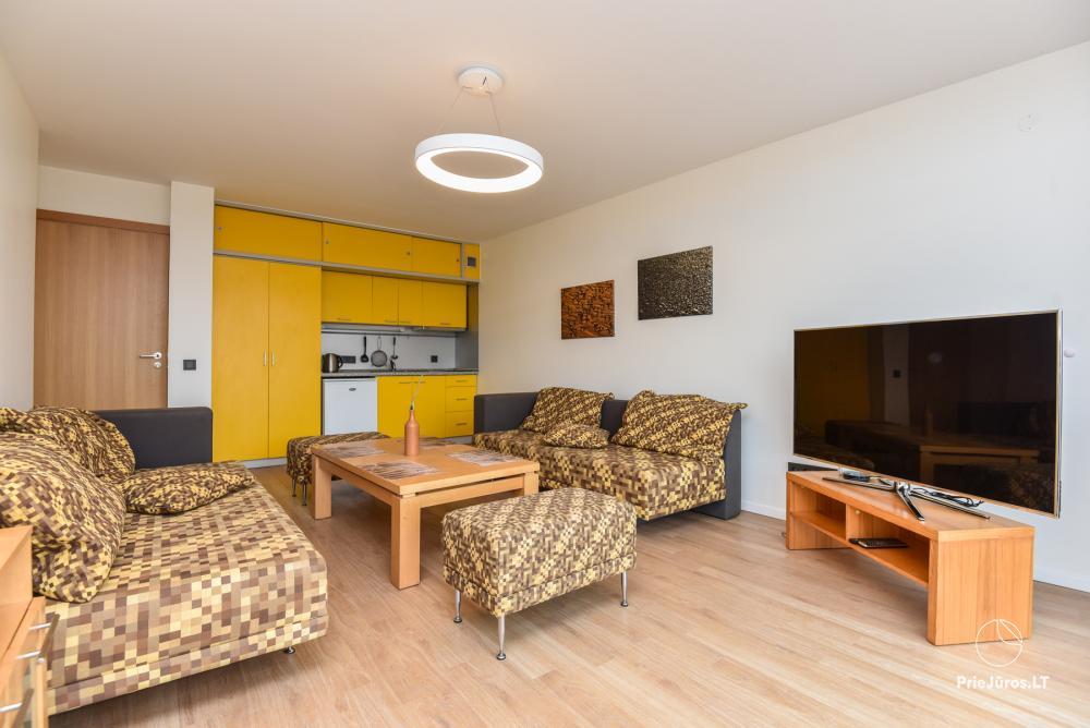 Nauji apartamentai ant jūros kranto - 1