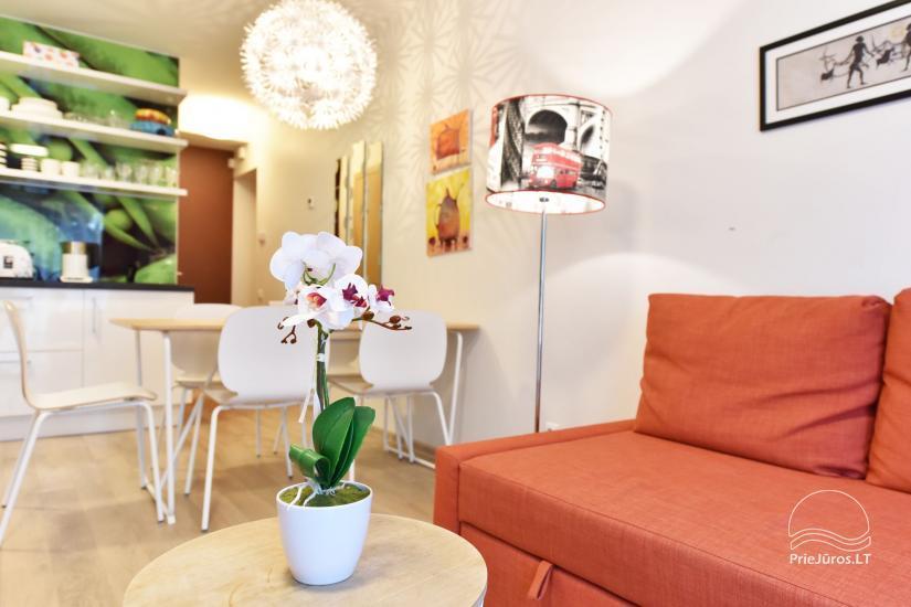 Apartamentai Malūnų Vilose Palangoje - 3
