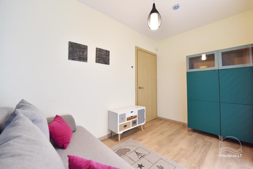 Apartamentai Malūnų Vilose Palangoje - 9