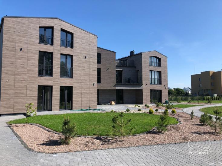 Neue Wohnung Vila JūraLux in Palanga - 1