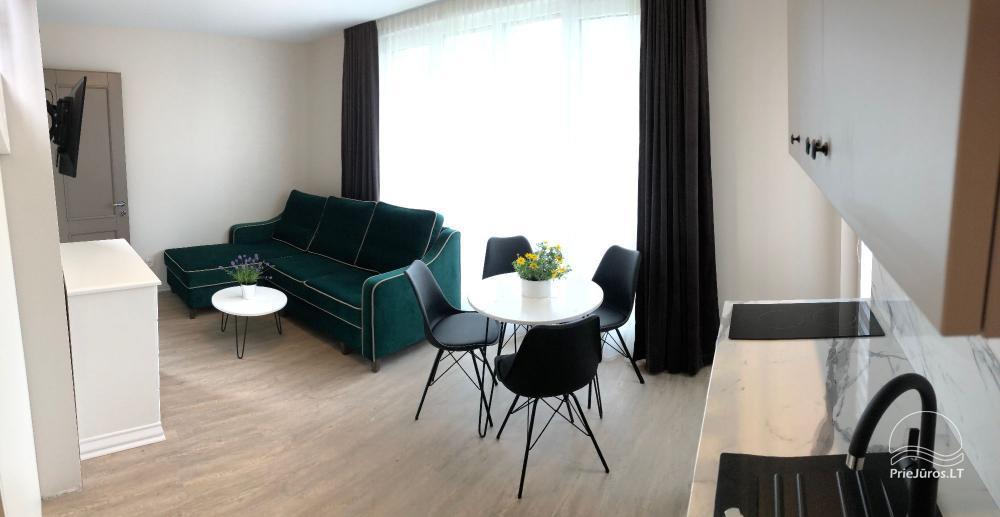 Neue Wohnung Vila JūraLux in Palanga - 2