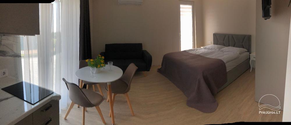 Neue Wohnung Vila JūraLux in Palanga - 6