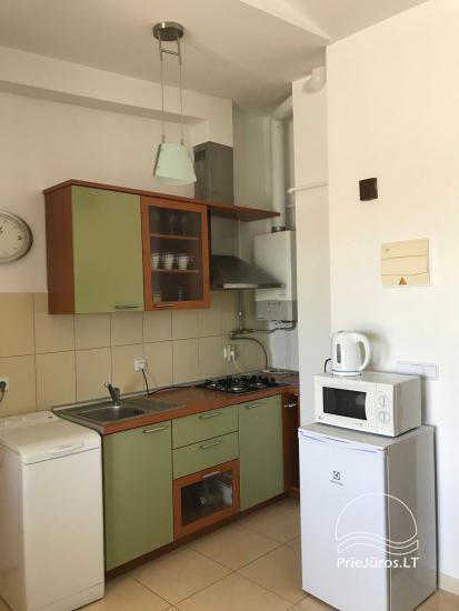 Sklandytojų apartamentai Palangoje - 8