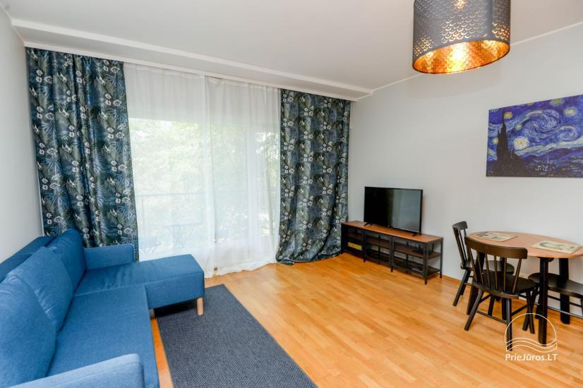 New apartment in Palanga, 500 meters to the sea! - 1